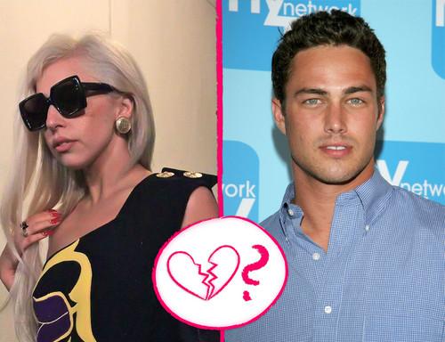 Lady Gaga, Taylor Kinney - Okazuje się, że Lady Gaga nienajlepiej ulokowała swoje uczucia...